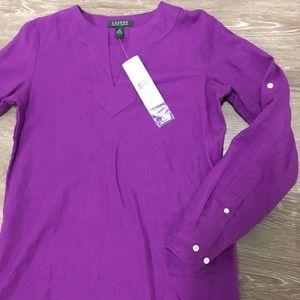 Lauren Ralph Lauren women's blouse. XS